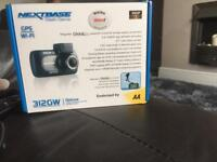 Dash cam nearly new