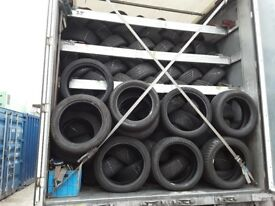 Part worn tyres / wholesale & retail / top quality branded tyres / london barking