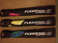 FLEXIFOIL PROTEAM 8 KITES The original stacker kite