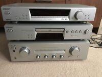 Sony Hi-Fi stack system & 2 x Eltax Symphony speakers