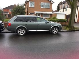 FSH,2nd owner, 12 MOT, new flywheel and clutch, new tyres, 4x4 estate. Smooth runner