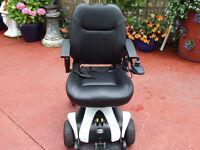 Electric wheelchait