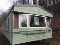 Static Holiday Home - For Sale on Winston Bridge Country Park