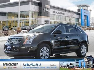 2015 Cadillac SRX Financing as low as 0.9% for up to 24 month...