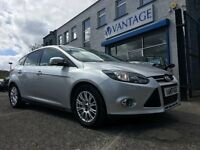 2011 Ford Focus 1.6 TDCi Titanium - 5DR - 114bhp - Low Rate Finance Available