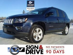 2016 Jeep Compass High Altitude Pkg SAVE NOW *$62 A WEEK $0 DOWN