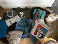 Big bundle of women's clothes