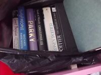 Books -mixed lot of various types-large quantity(Dealer or Car booter)