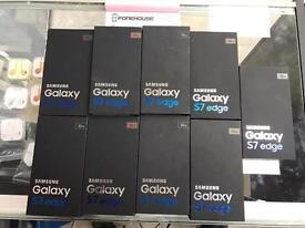SAMSUNG GALAXY S7 EDGE UNLOCKED 32GB NEW