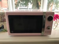 Candy Rose Pink Microwave