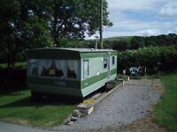 Static Holiday Caravans For Sale on Popular Lake District Park call 01900 822571