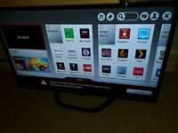 "Tv lg 42""smart wifi"