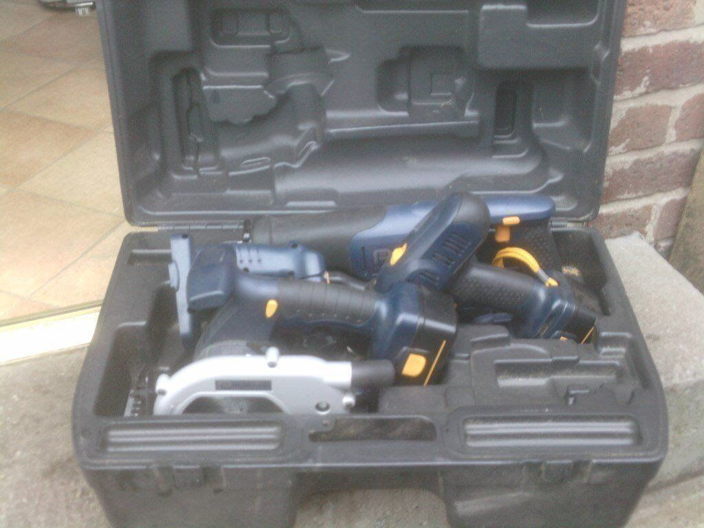 CORDLESS MULTI TOOL SAW DRILL AND MORE £45