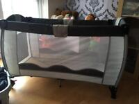 Graco travel cot for sale £10!