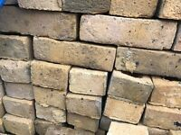 Yellow stock London bricks old reclaimed / second hand