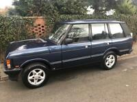 Classic Rangerover vouge 300 tdi MAY SWAP FOR LIVEABOARD NARROWBOAT