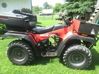 2002 Arctic Cat 300