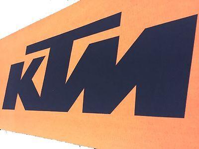 0587b RC8R 990 Super Duke Original KTM Banner Fahne Wanddekoration 990 ❗️❗️