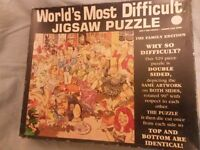 Worlds Most Difficult Puzzle -Family Edition