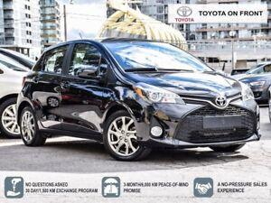 2015 Toyota Yaris SE One Owner