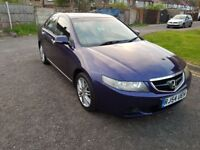 2005 Honda Accord 2.0 i-VTEC SE 4dr Manual @07445775115 2 Keys+Petrol+Low Price+Colour