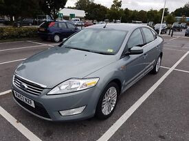 Ford Mondeo 2.0 TDCi Ghia 4dr Automatic, Service History and Dealer Warranty