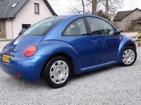 Volkswagen Beetle, 2003, 1.6 manual