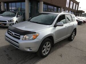 2006 Toyota RAV4 LIMITED WITH POWER MOONROOF