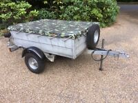 TRAILERS - Lightweight Trailer