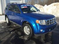 2012 Ford Escape $89.89 BI WEEKLY O.A.C.|XLT TRIM|ONE LOCAL OWNE