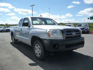 2009 Toyota Tacoma * MAN * 4 CYL * 2WD * KING-CAB *
