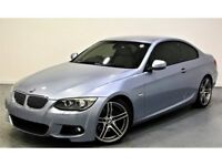 BMW 3 Series 3.0 330d M Sport 2dr FSH + 2 OWNERS + PRIVACY GLASS FINANCE FROM £59 P/W