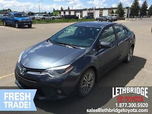 2014 Toyota Corolla - NAVAGATION! BLUETOOTH! LEATHER! FULLY LOAD
