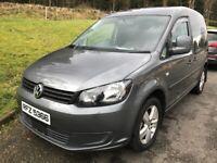 Volkswagen Caddy C20 Trendline TDI 1598cc ***NO VAT*** not berlingo, partner, connect
