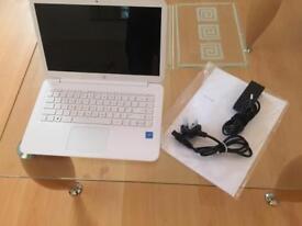 """HP Stream 14-ax054sa 14"""" Laptop - White"""