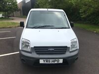 FORD TRANSIT CONNECT 75 T200,5 DOORS WITH 2 KEYS AND HPI CLEAR ,NO VAT, WITH ELECTRIC TOW BAR