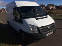 2008 FORD TRANSIT 2.2 TDCI SWB SEMI HIGH ROOF 96000 MILES ELECTRIC PACK