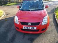 Suzuki swift god 1.5 full mot great car£1250