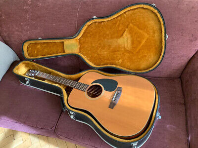Takamine G330 Electro Acoustic Guitar Vintage 1988 Made In Japan Lawsuit Martin