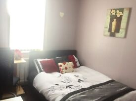 A medium size double room and a large double room both new decorated room £85