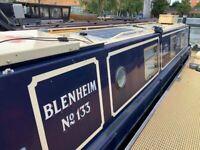 40 ft Narrowboat £35000