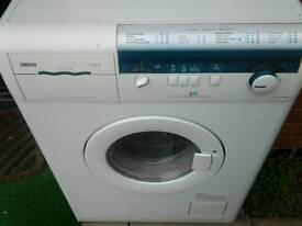 Zanussi washing machine in good working order