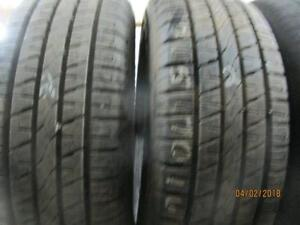 215/70R16 LIKE NEW ONLY 2 ONLY SAILUN  A/S TIRE