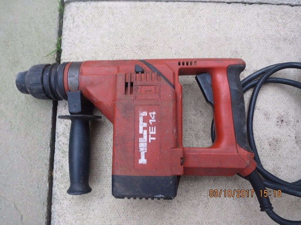 Hilti Te 14 Drill In Pontefract West Yorkshire Gumtree