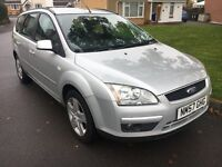2008 (57) FORD FOCUS 1.6 STYLE ESTATE