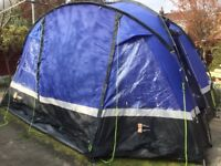 Higear Voyager 6 Tent with footprint and carpet