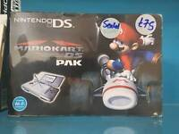 Brand new Sealed Nintendo DS Mario kart Pack