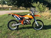 Ktm 200exc 2014 may swap or px 300exc