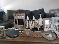 Job Lot of ex display Home Decor over 100 items