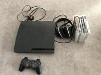 Sony PlayStation 3 slim line 500gb